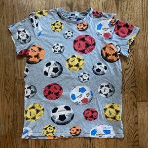 Adidas World Cup Soccer Ball Tee